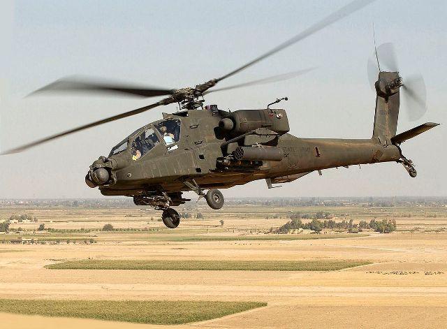 Lakott területre zuhant egy katonai helikopter