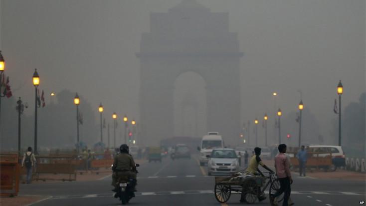 Közel félmillió újszülött halt meg tavalya légszennyezettség miatt