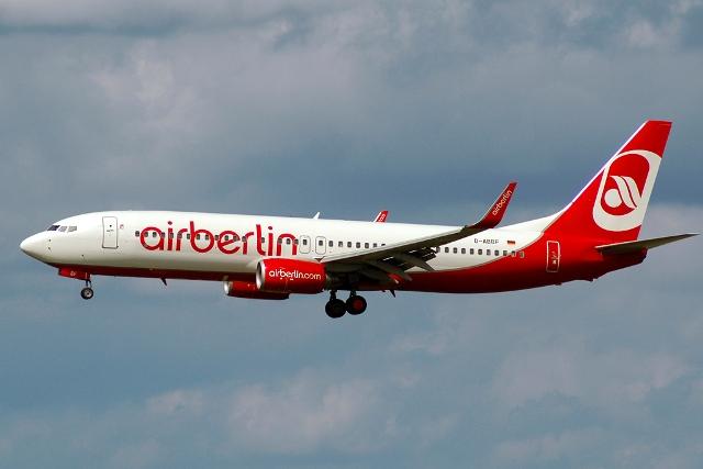 Becsődölt az Air Berlin légitársaság