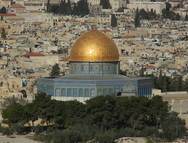 Kisebb tűz volt a jeruzsálemi  al-Aksza mecsetben (VIDEÓ)