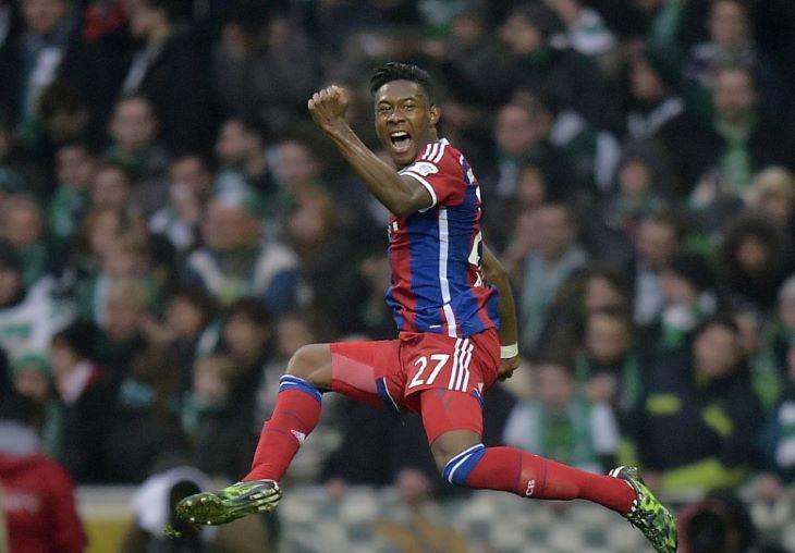 Flick reméli, hogy Alaba a Bayernnél marad