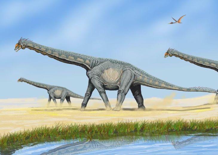 Apró emlősök táplálkoztak az elhullott dinoszauruszok húsából