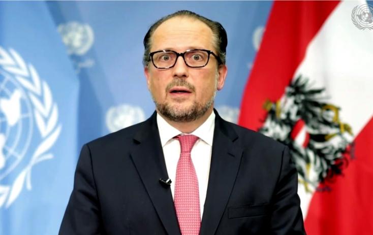 Koronavírus - Az osztrák külügyminiszter is elkapta