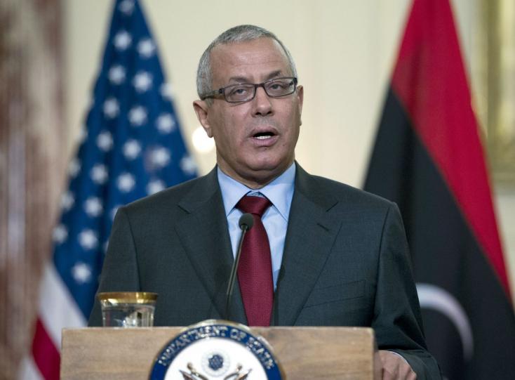 Szabadon engedték az elrabolt volt líbiai miniszterelnököt