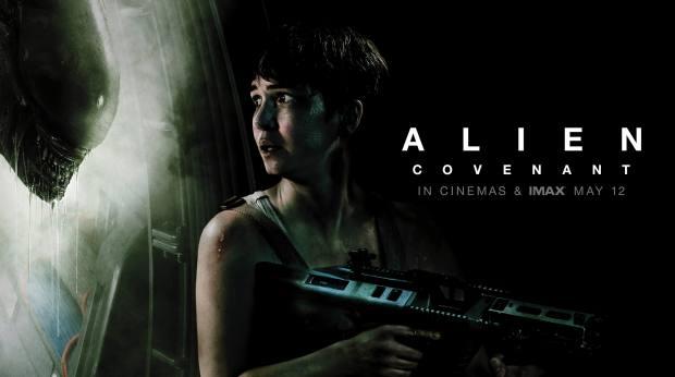 Alien: Covenant - Titkon mindig is erre a mészárlásra vártunk!