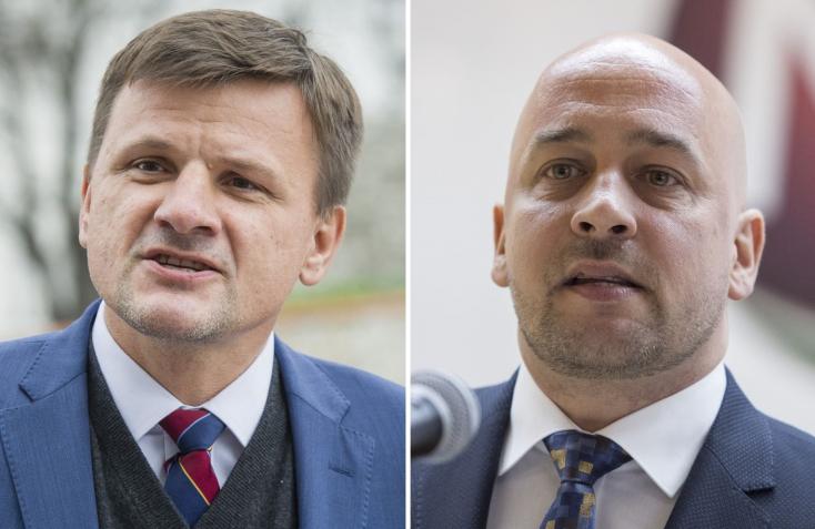 Parlamenten kívülről a KDH és az MKP is előrehozott választást akar