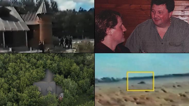 """Sátor Lajos kastélya a polgármester telkén, és a """"boss"""" utolsó nagy menekülése (VIDEÓ)"""