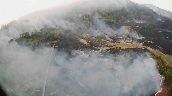 Drámaian megnőtt a légzési problémákkal kezelt gyerekek száma az amazóniai erdőtüzek miatt