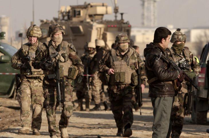 Az Egyesült Államok megkezdte a részleges csapatkivonást Afganisztánból
