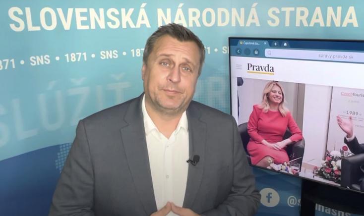 A kétbalkezes Andrej Danko megint hülyét csinált magából