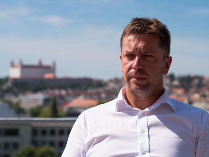 Andrej Doležal: Egy év múlva tényleg Pozsonyig visz majd az R7-es, a Pozsony-Dunaszerdahely vasútvonal azonban még sokáig egyvágányos marad