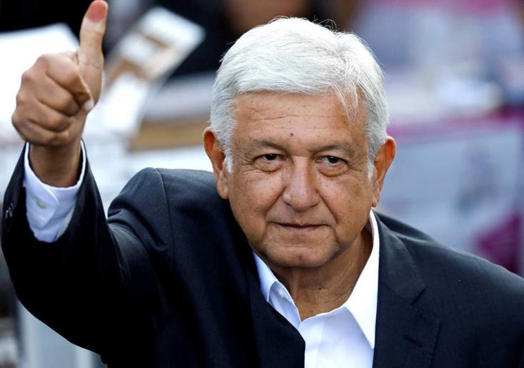 A mexikói elnök tagadja, hogy kommunista volt