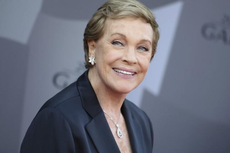 Életműdíjat ad Julie Andrewsnak az Amerikai Filmintézet