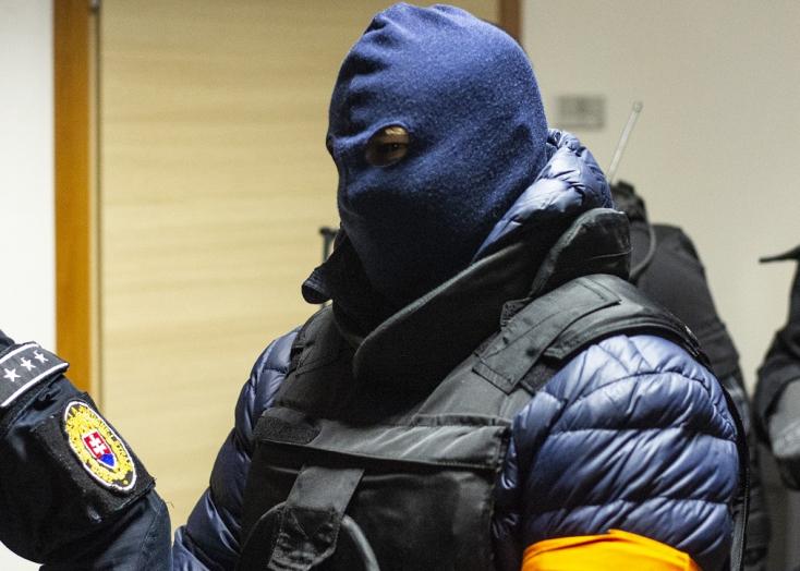 Végérvényes: 15 évet kapott a Kuciak-gyilkosság közvetítője
