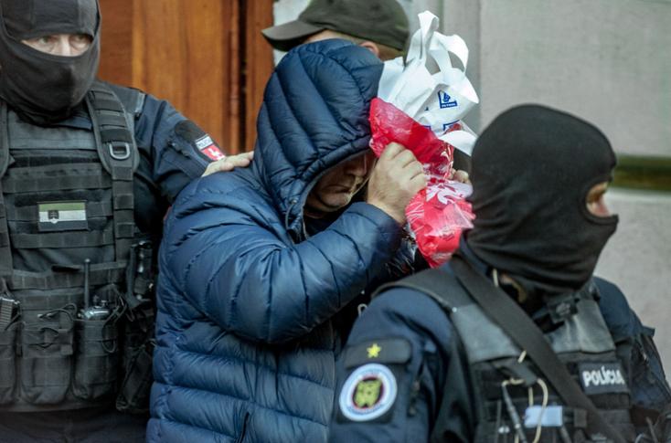 Kuciak-gyilkosság: Andruskó Zoltán tanúvallomást tett