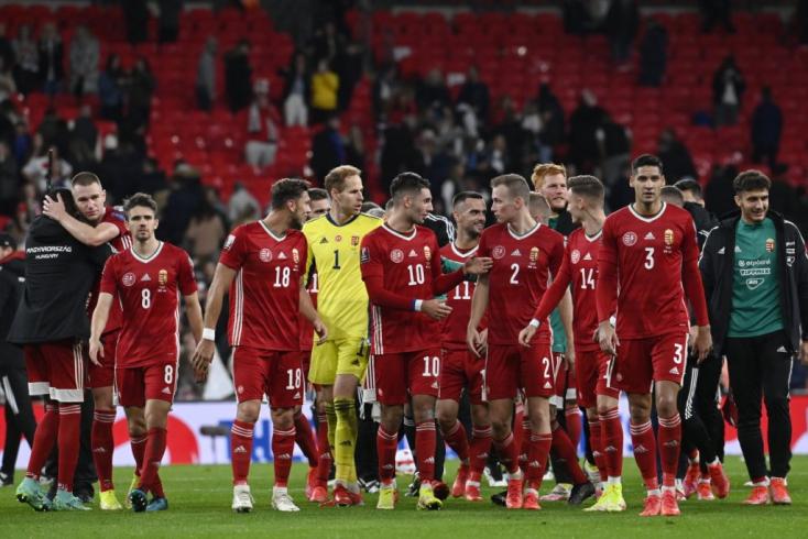 Angol-magyar - A magyar csapat a 6-3 óta először nem kapott ki Angliában