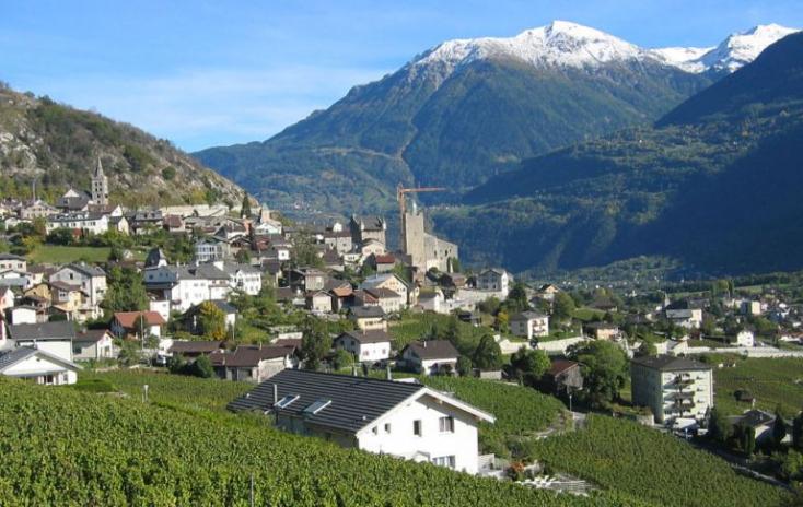 Egyedülálló élőhelyet teremtett a 2003-as tűzvész Svájcban