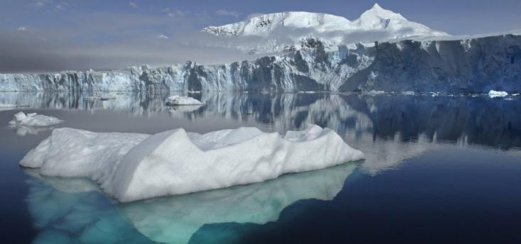 91 vulkánt fedeztek fel az antarktiszi jégtakaró alatt