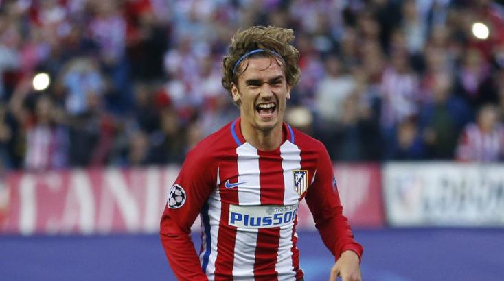 Az Atlético Madrid jogi lépéseket tesz Griezmann távozása miatt