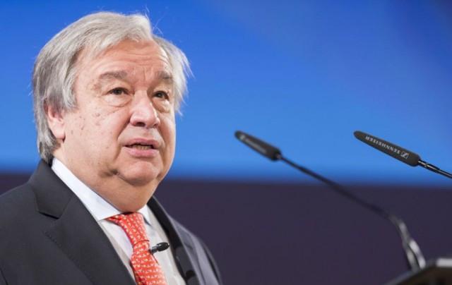 Az ENSZ-főtitkár a gyűlöletbeszéd gyors terjedésére figyelmeztet