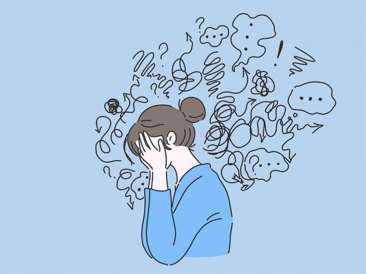 Szorongunk a járvány alatt: Egyre többen fordulnak orvoshoz lelki állapotuk miatt