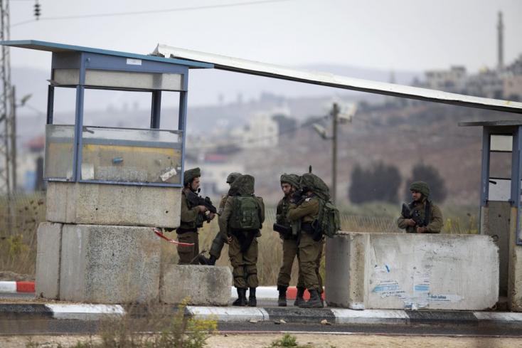 Palesztin fegyvereseket lőttek le izraeli katonák Ciszjordániában