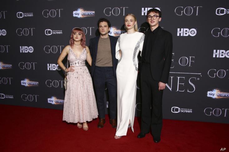 32 jelölést kapott az Emmy-díjra a Trónok harca
