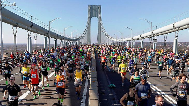 Korlátozott számú indulót várnak idén a New York Marathonra