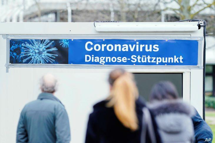 Elkezdett terjedni Németországban a Nagy-Britanniában azonosított koronavírus-mutáció
