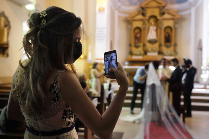 Több száz ember fertőződhetett meg egy esküvőn Mexikóban