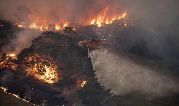 Nem várható javulás Ausztráliában - nem maradnak abba a tüzek