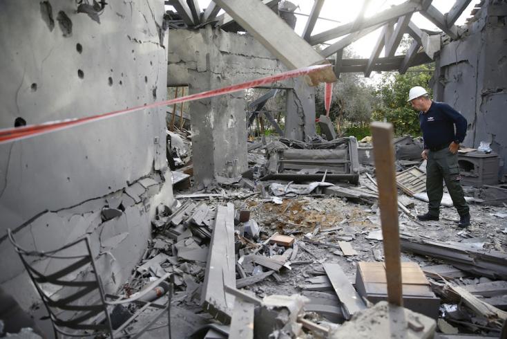Hiába a tűzszünet, folytatódtak a légicsapások
