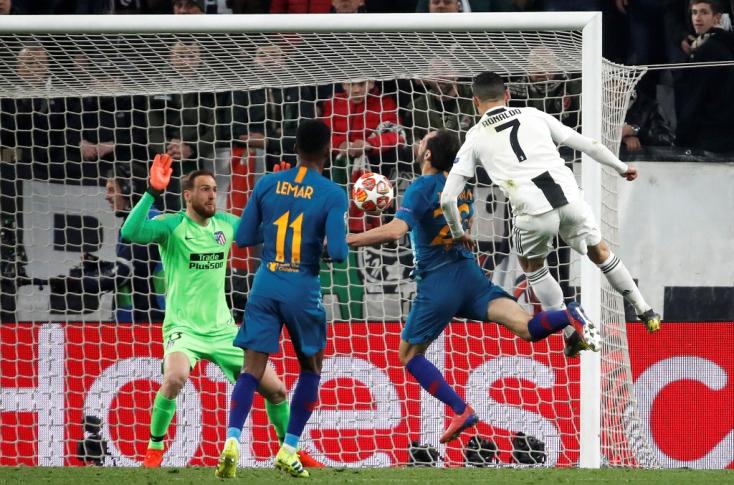 Bajnokok Ligája - Negyeddöntős a Juventus és a Manchester City