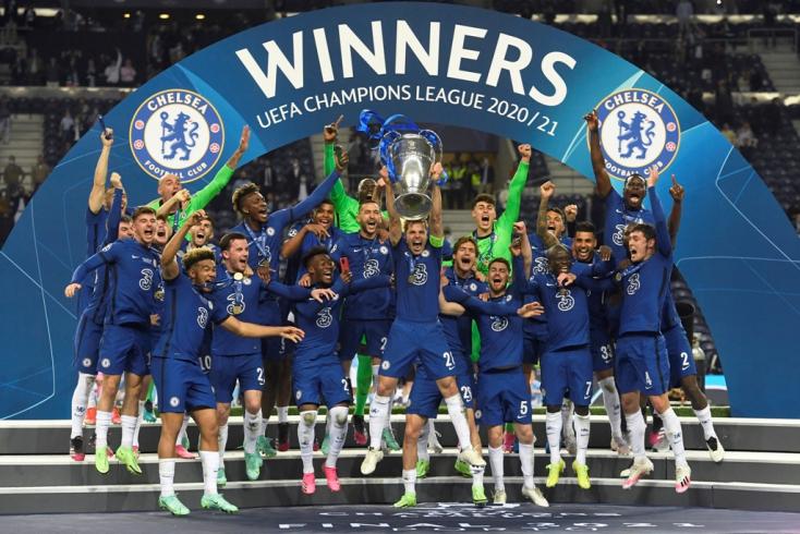 Bajnokok Ligája: A Chelsea másodszor Európa trónján