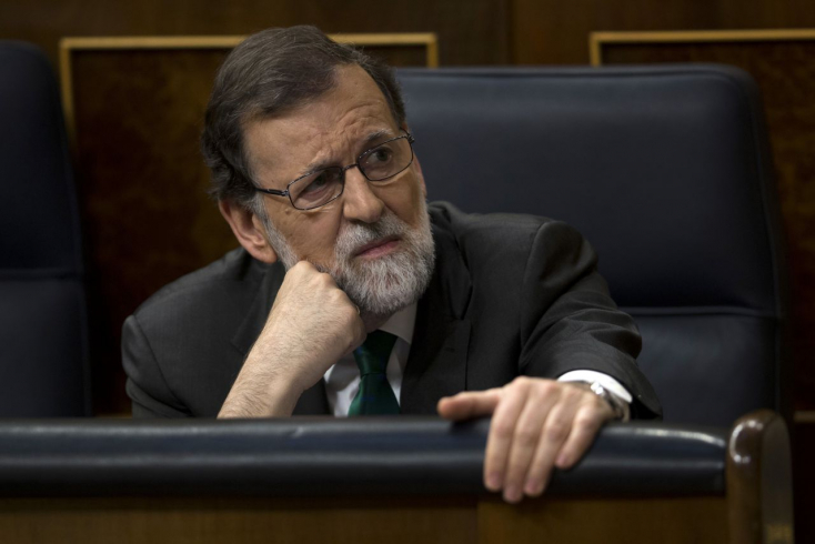 Leválthatják a Rajoy vezette spanyol kormányt!