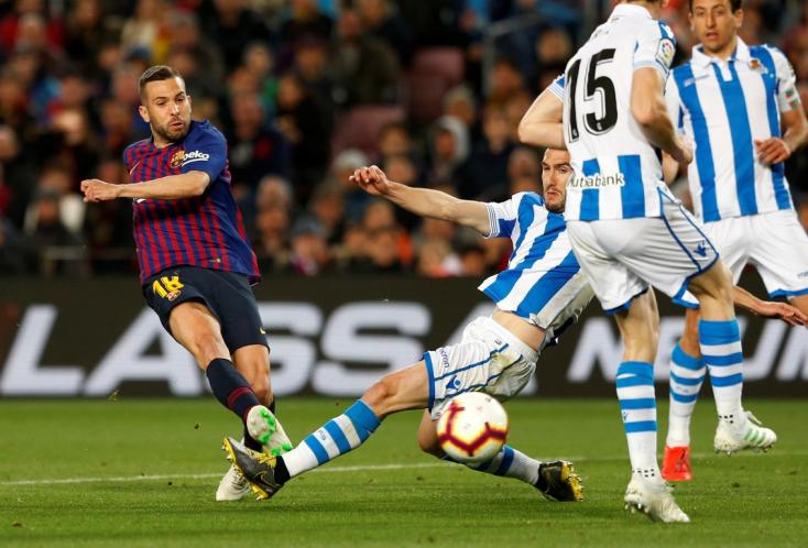 Győzelmével a bajnoki cím küszöbén a Barcelona