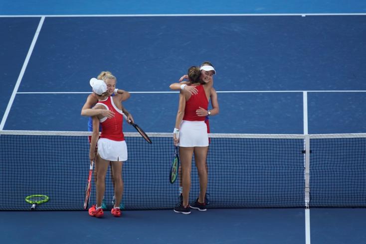 Tokió 2020: Cseh győzelem a női teniszezők párosversenyében