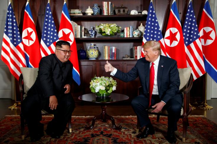 Kim Dzsong Un még egy nagyobb rakétakísérleti telep lerombolásába is belement!