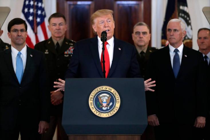 Trump szerint Németország egy vagyont keresett az amerikai katonák állomásoztatásával