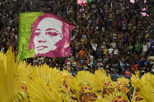 Rio de Janeiro egyik legrégibb szambaiskolája nyerte a karneváli versenyt
