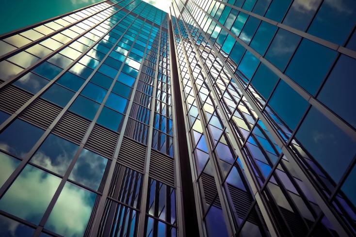Újabb felhőkarcolóval gyarapodott a New York-i Világkereskedelmi Központ