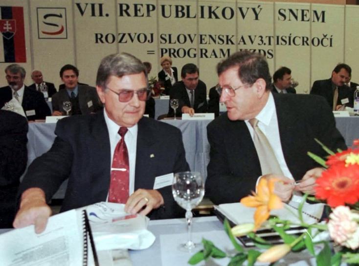 Mečiar egykori jobbkeze állítja, a HZDS-nek nem volt köze ifj. Michal Kováč elrablásához