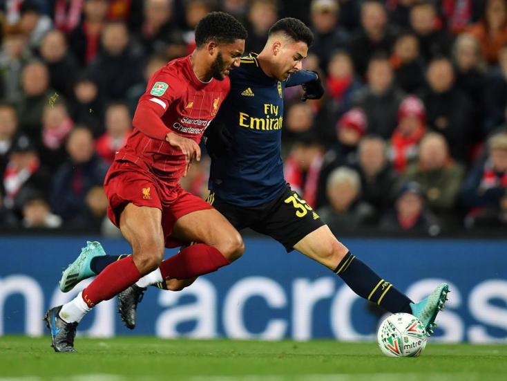 Angol Ligakupa - Tízgólos meccsen, tizenegyesek után nyert a Liverpool