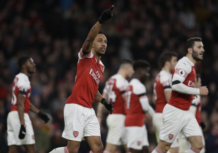 Premier League - Még az Arsenal ellen is Ferguson irányítja az Evertont