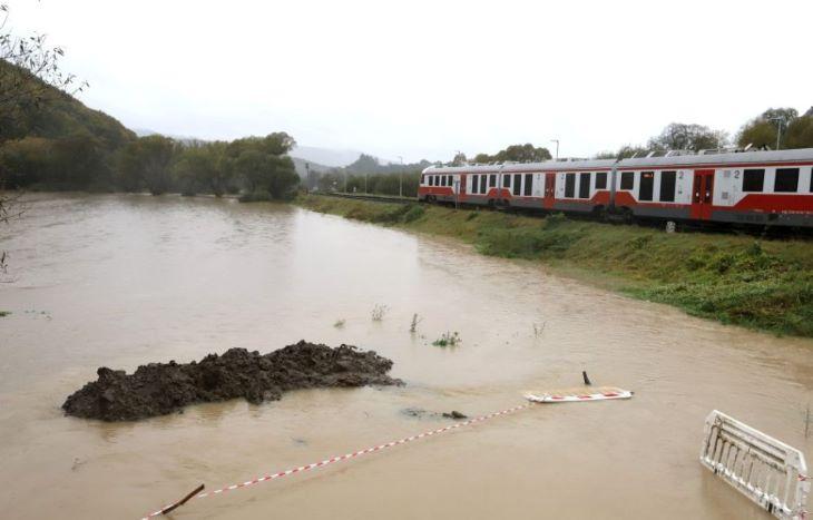 Szepsin eddig 20 tonna homokot használtak fel az árvíz elleni védekezéshez