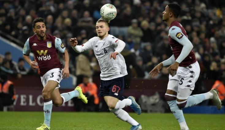 Premier League - Legyőzte a Liverpool az Aston Villát