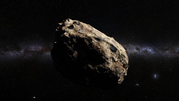 Újabb aszteroida suhan el a Föld mellett a jövő héten