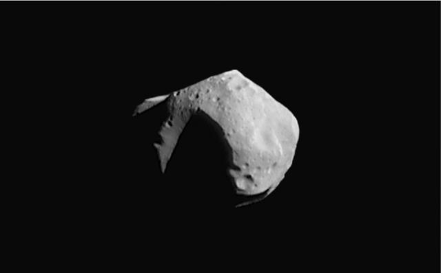 160 méteres a Földre potenciálisan veszélyt jelentő aszteroida