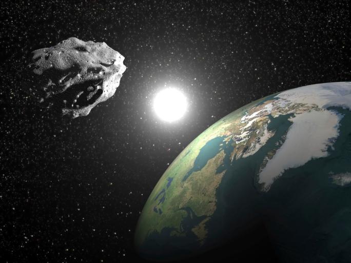 Hatalmas aszteroida halad el ma a Föld mellett