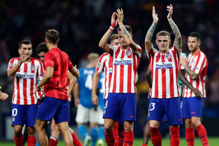 La Liga - Könnyedén hozta a kötelezőt a sereghajtó ellen az éllovas Atlético